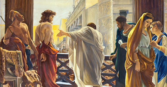 The Chanted Word: Palm Sunday Mass part 3