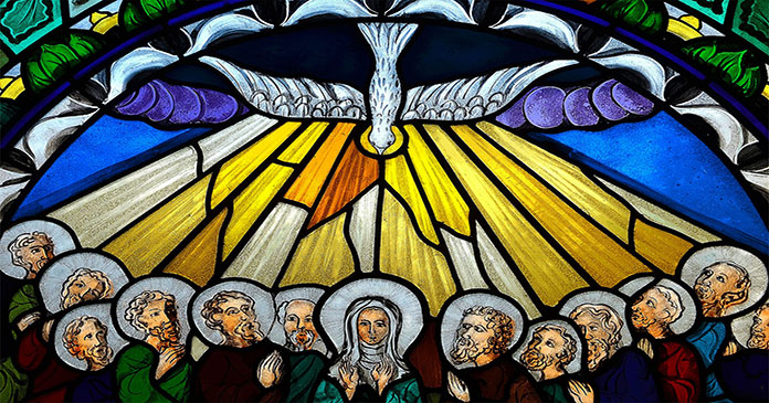 The Chanted Word: Pentecost