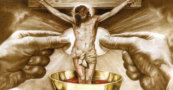 Four things you can do to elevate the importance of the Eucharist