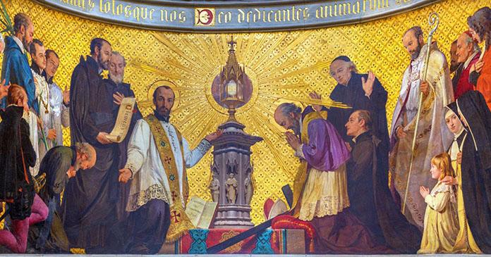 Eucharist as source and summit? Help my unbelief!
