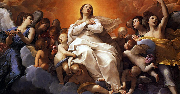 The Chanted Word: Assumption